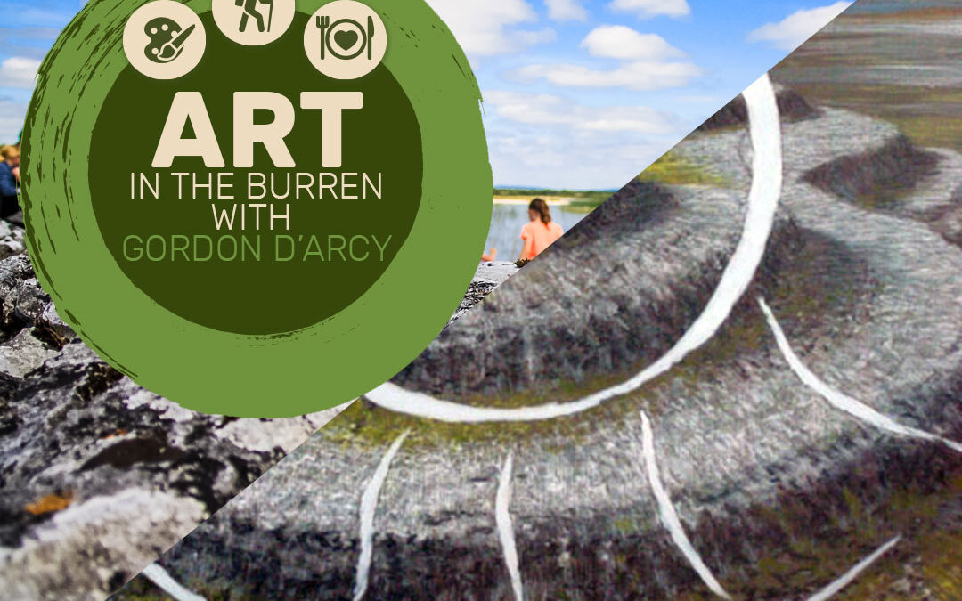 Art Workshop at the Burren Farm Experience